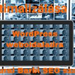 Képek optimalizálása WordPress weboldalon