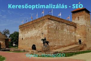 SEO Gyula, Keresőoptimalizálás Gyula