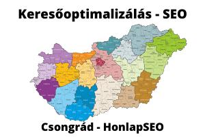 SEO Csongrád keresőoptimalizálás Csongrád