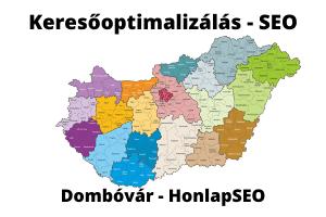 SEO Dombóvár keresőoptimalizálás Dombóvár