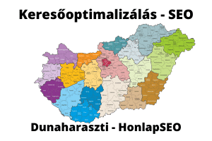 SEO Dunaharaszti keresőoptimalizálás Dunaharaszti