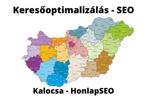 SEO Kalocsa keresőoptimalizálás Kalocsa