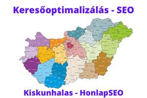 SEO Kiskunhalas keresőoptimalizálás Kiskunhalas