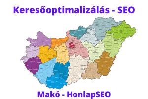 SEO Makó keresőoptimalizálás Makó