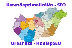 SEO Orosháza keresőoptimalizálás Orosháza