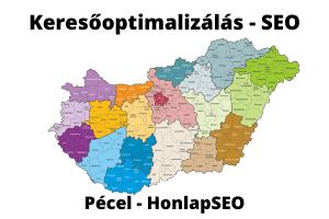 SEO Pécel keresőoptimalizálás Pécel