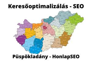 SEO Püspökladány keresőoptimalizálás Püspökladány