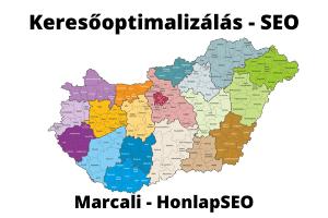 SEO Marcali keresőoptimalizálás Marcali