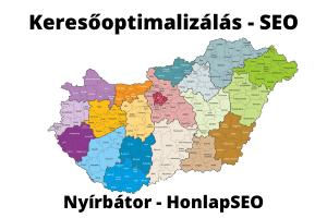 SEO Nyírbátor keresőoptimalizálás Nyírbátor