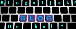 Blogolás alapok kezdőknek.
