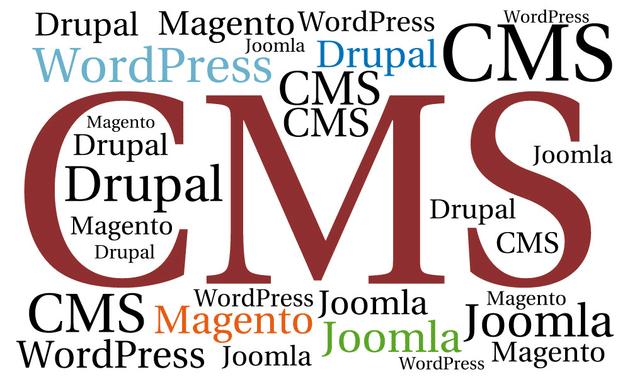 Blogolás tartalomkezelő rendszer-CMS
