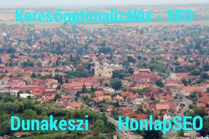 Dunakeszi és környéke keresőoptimalizálás