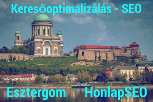 SEO Esztergom és környékén