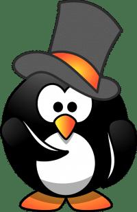 Linképítés - A Google Pingvin algoritmus 2012- ben érkezett meg.