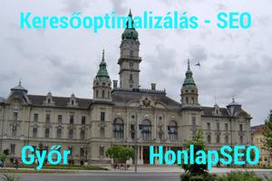 Győr és környéke keresőoptimalizálás