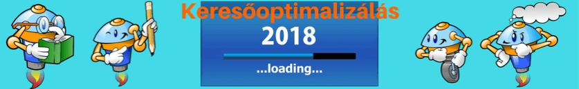 Keresőoptimalizálás 2018