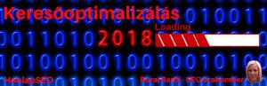 Keresőoptimalizálás- 2018