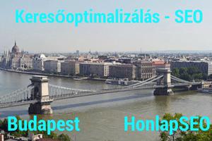 Keresőoptimalizálás Budapest SEO budapest és környéke