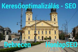 Keresőoptimalizálás Debrecen és környéke