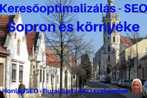 Keresőoptimalizálás Sopron és környéke.