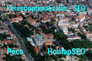 Pécs és környéke keresőoptimalizálás