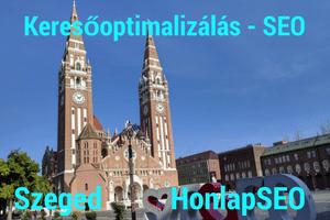Szeged és környéke keresőoptimalizálás