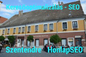 Keresőoptimalizálás - Szentendre és környéke