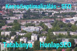 Keresőoptimalizálás - Tatabánya és környéke