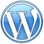 WordPress tartalomkezelő rendszer.