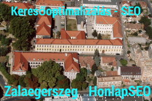 Keresőoptimalizálás Zalaegerszeg SEO Zalaegerszeg